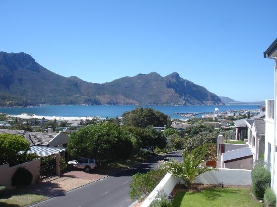 Hout Bay View: View over Hout Bay