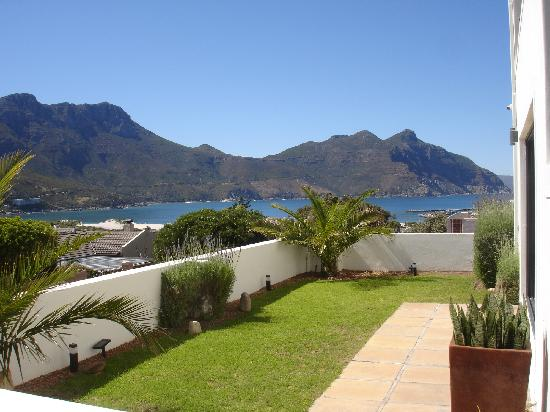 Hout Bay View: View from the guest house