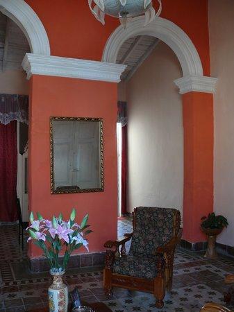 Ebenezer Casa : Living room