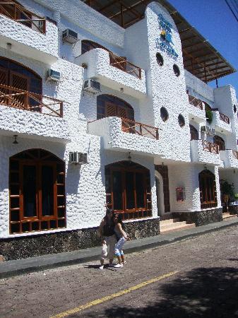 Grand Hotel Lobo de Mar: Hotel