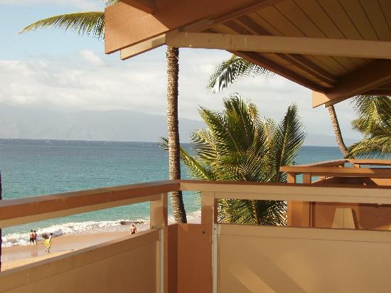 Kaanapali Ocean Inn: ocean front ocean in