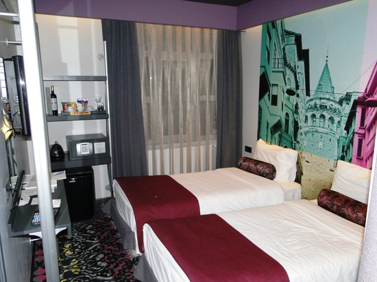 City By Molton Hotels: Tulip City Hotel - Twin room