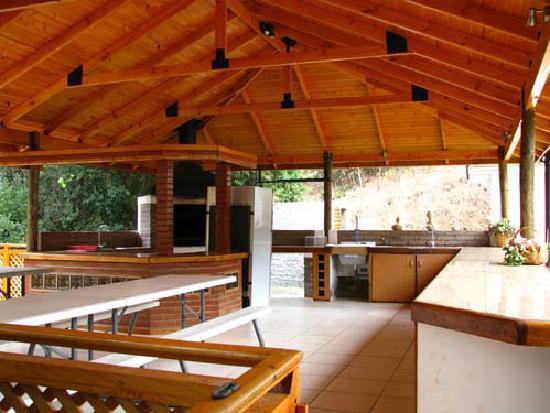 Fundo El Grillo: Quincho club house