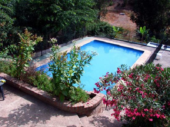 Fundo El Grillo: Gran piscina