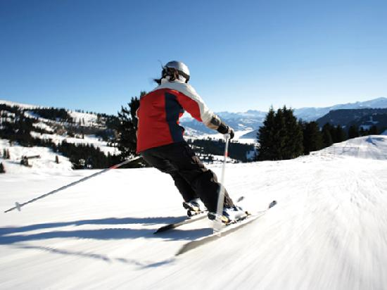 Μπουάζ, Αϊντάχο: Bogus Basin ski resort