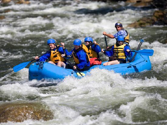 Boise, ID: Whitewater rafting