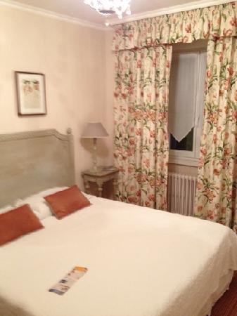 Hotel Gradlon: chambre standard
