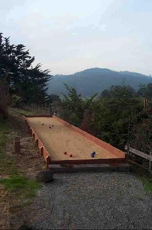 Point Reyes Schoolhouse Compound: Bocce Court