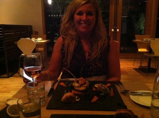 Lifehouse Hotel & Spa: gorgeous trio pork well done chef