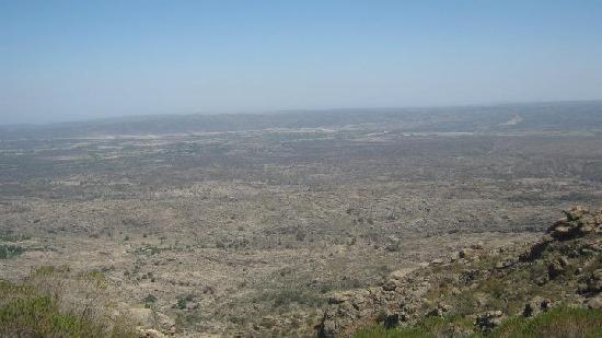 Villa Carlos Paz, Argentina: vista panoramica de las sierras cordobesas
