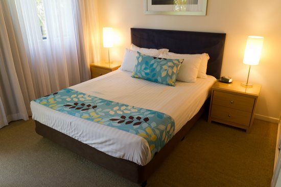 Portobello By The Sea: Bed