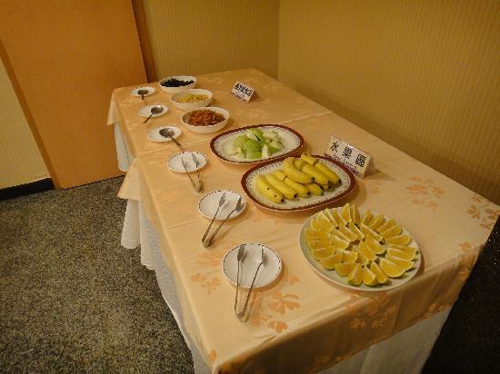 K Hotel (Keelung): Skip the breakfast