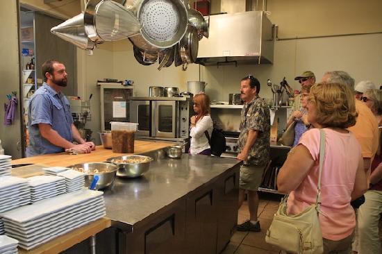 Hawaiian Vanilla Company: vanilla experience kitchen tour