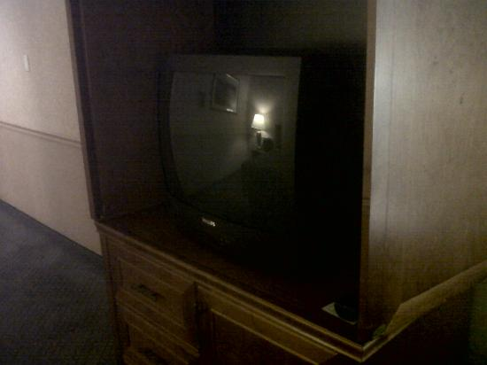 Piccadilly Inn Airport: television