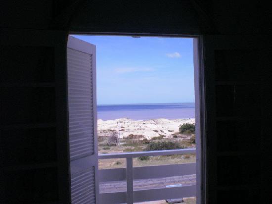 Hotel Playa Grande: Vista desde la habitación