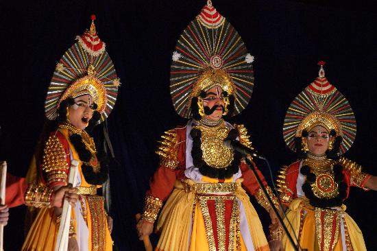 Sai Vishram Byndoor: The entertainment at Sai Vishram