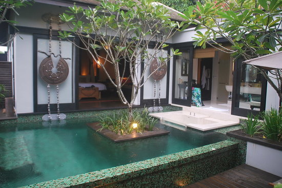 Anantara Mai Khao Phuket Villas: the fantastic villa with your own pool & jacuzzi