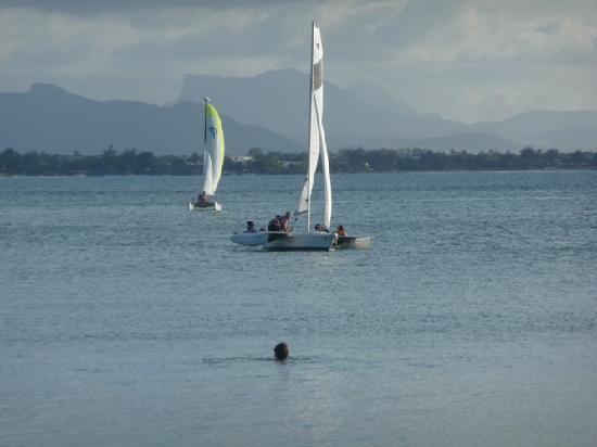 Club Med La Pointe aux Canonniers: Sailing