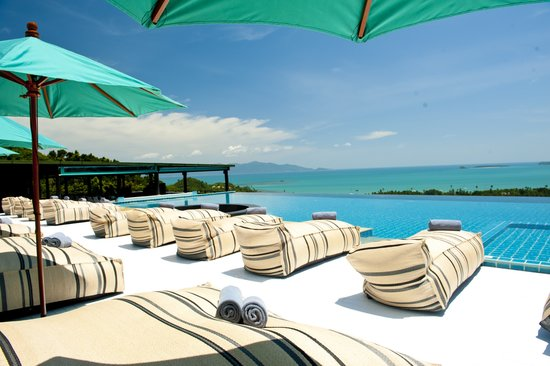 Mantra Samui Resort: Our Amazing and Lovely Swimming Pool