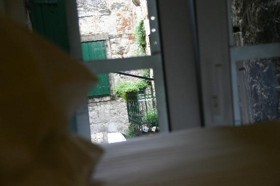 Hotel Slavija: Outside, traditional and authentic Split