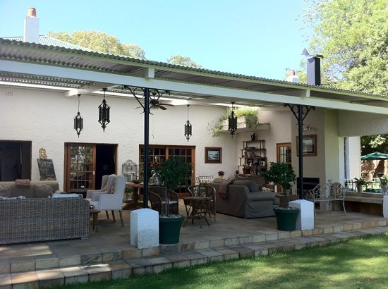 De Oude Kraal Counntry Estate and Spa