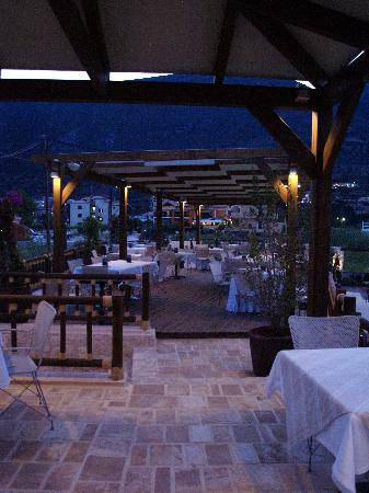 Vasiliki, Greece: RESTAURANT
