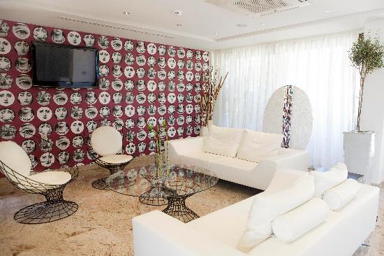 Vasilikí, Grecia: LOBBY ENODIA HOTEL