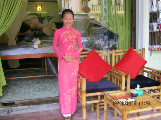 Phuoc Lavender Spa: English Speaking Friendly Welcome