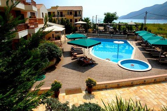 Βασιλική, Ελλάδα: ENODIA HOTEL