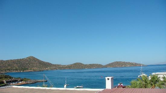 Elounda Bay Palace: View from the Room