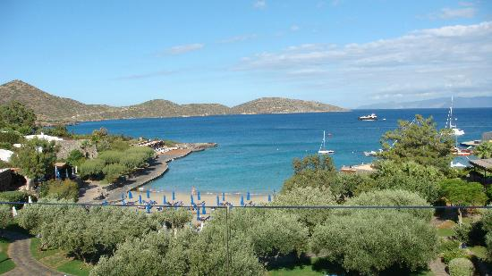 Elounda Bay Palace: View from the Suite