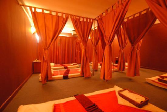 Salina Hotel: Massagne