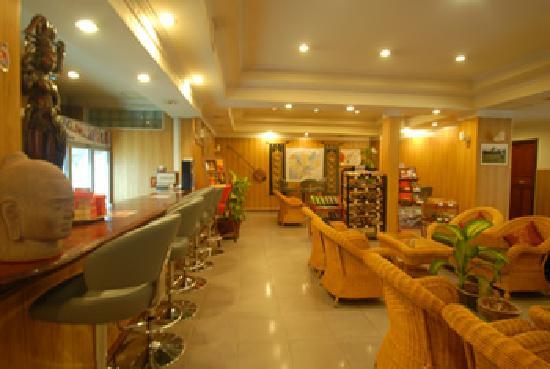 Salina Hotel: Lobby Bar