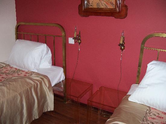 Hotel Forrest: hotel