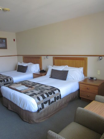 Rydges Lakeland Resort Hotel Queenstown : First room level 1