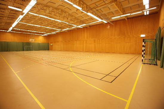 Yxnerum, Suecia: Sports auditorium 40 x 20 m
