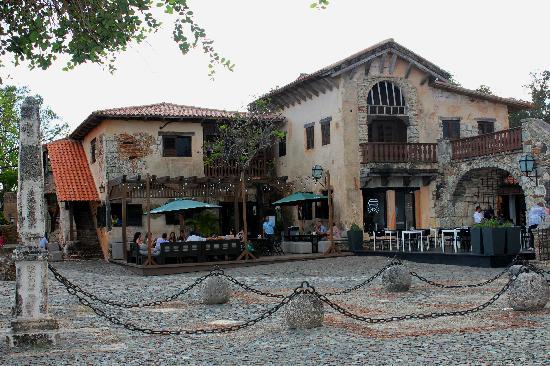 Altos de Chavon Village