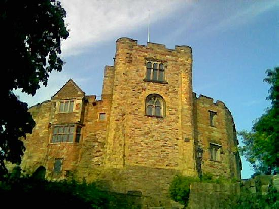 Tamworth, UK: The Medieval Stone Tower