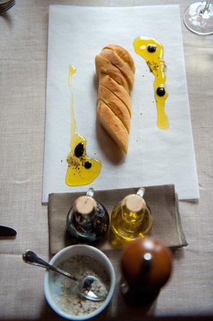 Maja: tasty home made bread