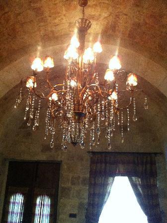 โรงแรมซาเครดเฮาส์: lights