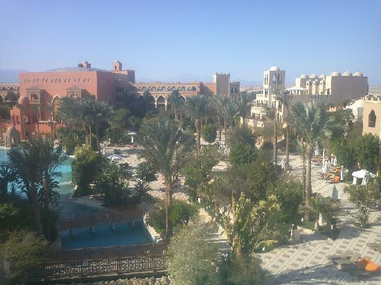 The Makadi Palace Hotel: View from Suite 3438