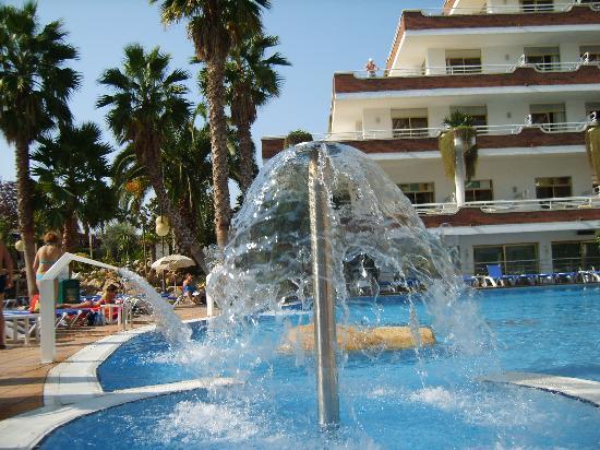Hotel Indalo Park: zwembad