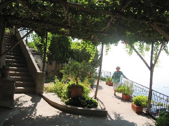 Casa Soriano: Im Garten der Casa