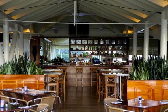 Nanny Cay Marina & Hotel: Peg Legs Restaurant