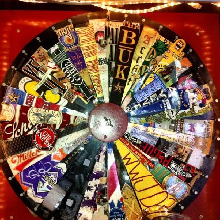 Bukowskis Tavern: Wheel of Indecision