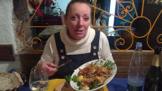 Il Ghiottone Errante: Stefania, chef veneziana
