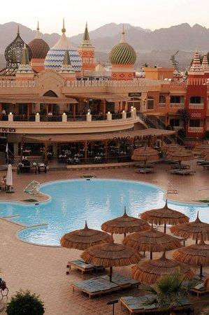 Aqua Blu Sharm: Main Buffet Restaurent