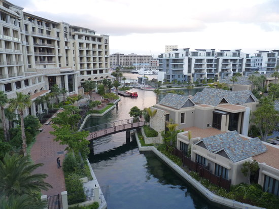 Lawhill Luxury Apartments : the view from our apartment