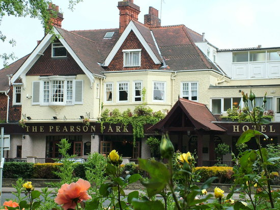 Pearson Park Hotel: the hotel in the park