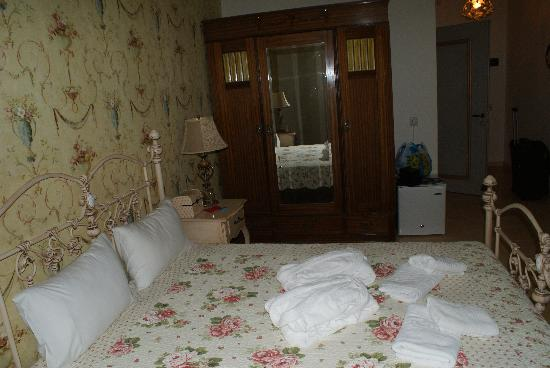 "Hotel Villa Sevasti: Room named ""Romantic"""